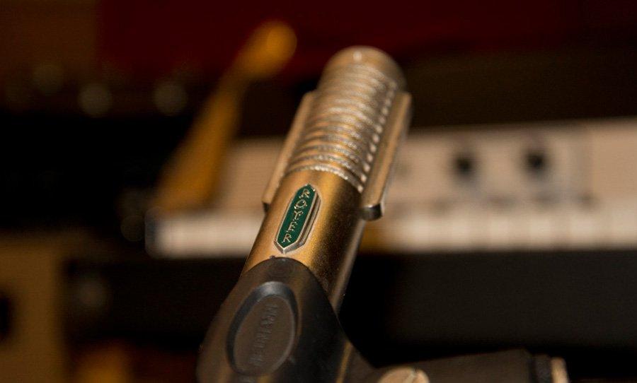 Microfono a Nastro